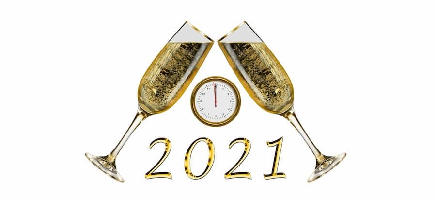 Życzenia na Nowy Rok 2021 | Życzenia Noworoczne, Sylwestrowe, Nowy Rok,  Gify, na FB